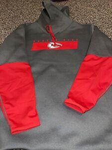 Nike Kansas City Chiefs 2020 Sideline Therma Player Hoodie Sweatshirt XXL