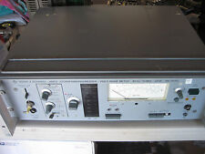 100% WARRANTY Rohde & Schwarz BN120312 BN 120312 UPSF Noise Meter WORKING