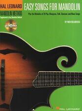 Easy Songs for Mandolin von Rich DelGrosso, neu und mit ungeöffneter CD