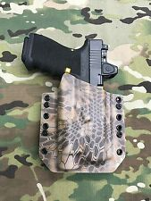 Kryptek Banshee Kydex Holster Glock 19/23/32 Streamlight TLR-1 / TLR-1HL