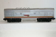 Lionel # 2243C Santa Fe B unit -  Louvered vents -  1955 - 1957   O/o27 Gauge
