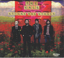 THE VALS - stick and stones CD