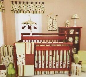 "Trend Lab Baby Giggles Window Valance 53"" x 15' NIP"