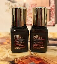 Lot of 2* Estee Lauder Advanced Night Repair Synchronized Recovery Complex 7ml