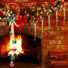 Christmas Ornament Tree Hanging Festival Party Xmas Bells Decor Window Displays