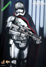 HOT TOYS 2015 STAR WARS EP VII FORCE AWAKENS FIRST ORDER CAPTAIN PHASMA READY