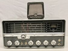 Hallicrafters Co. Model SX-111 Amateur Ham Radio Receiver + External Speaker