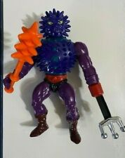 MOTU Masters of the Universe vintage SPIKOR 100% Complete w/Weapon 1985 He Man