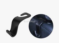 4 Pair Car Back Seat Headrest Hanger Holder Hooks For Bag Purse Cloth Grocery