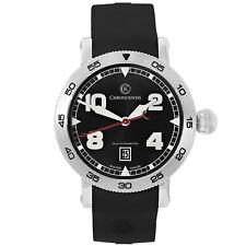 Chronoswiss Timemaster Date Automatic Swiss Made Mens Watch Galvanic CH-8643