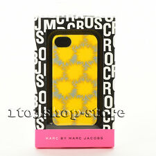 Incase iPhone SE iPhone 5 5s Marc Jacobs Hard Cover Case Lemon Custard Yellow