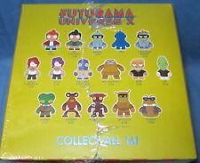 a Sealed New 24 Piece Case of KidRobot Futurama Universe X Figures