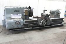 46 X 84 American Engine Gap Lathe Stock 69930