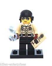 LEGO MINIFIGURES SERIES 2 TRAFFIC COP MINI FIGURE