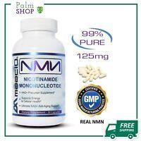 MAAC10 - 125mg NMN Nicotinamide Mononucleotide,Powerful NAD+ Supplement NEW 100%