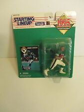 """Kenner Starting Lineup 1995 Football Johnny Johnson Jets 5+"""" Action Figure"""