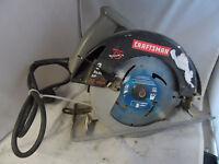 "Craftsman 315.108470 7-1/4"" Circular Saw 120V 13A Tool Only"