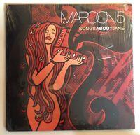 Maroon 5 - Songs About Jane - Factory SEALED 2003 US 1st Press Vinyl Adam Levine