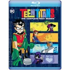 Blu Ray TEEN TITANS the complete first series season 1. Region free. New sealed.