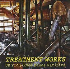 Various - Treatment Works: UK Prog-Rock Blues Rarities (2019)  CD NEW SPEEDYPOST
