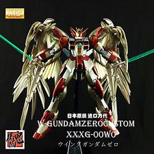 Bandai  MG 1/100 holy flame  Wing Gundam Zero  Alloy Coloring