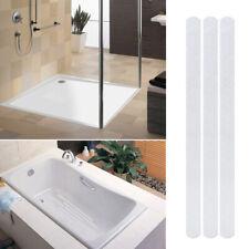 24pcs Bathtubs Anti-slip Strips Bath Showers Safety Stickers Non Slip Strips