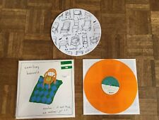 Courtney Barnett ‎ORANGE vinyl LP Sometimes I Sit And Think, 150 gram w/ SLIPMAT