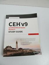 CEH v9 Certified Ethical Hacker Study Guide Exam 312-350