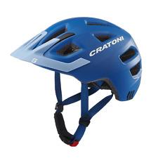 Cratoni - Maxster Pro - Farbe: blue-heaven matt - Größe S-M (51 - 56 cm)