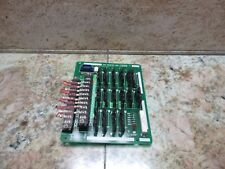 MITSUBISHI CIRCUIT BOARD UNIT 03-81579-02-COM MAZAK VQC 2040 B CNC VERTICAL MILL