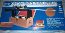 Gunmaster Wooden Cleaning Station,50pc Cleaning Kit 38287