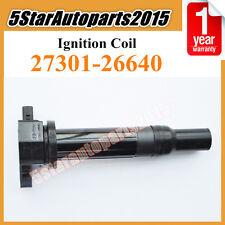 OEM# 27301-26640 New Ignition Coil fits 2006-2011 Hyundai Accent Kia Rio 1.6L L4