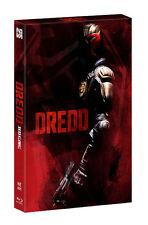 Dredd (2015, Blu-ray) Steelbook Red PET Slip Case Limited Edition / NOVA 08
