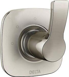Delta T11852-SS Tesla 3-Port Three Function Diverter Trim Only