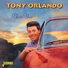Bless You 0604988027624 by Tony Orlando CD