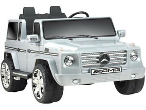 NPL Mercedes Benz G55 12v Kids Battery Operated Ride On Jeep