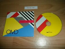 ORCHESTRAL MANOEUVRES - NIGHT CAFE (VERY RARE & SCARCE 10 TRACK CD SINGLE)  OMD