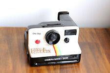 Vintage POLAROID SX-70 instant film camera OneStep   Piggy Bank