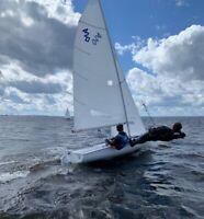 420 NEW Club/Training Mainsail, Dacron, sailboat