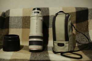 Canon Zoom Lens EF 100-400 mm F 4.5-5.6 L IS USM Lens