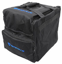 Rockville RLB40 Padded Travel Bag for (2) Chauvet or American DJ Effect Lights