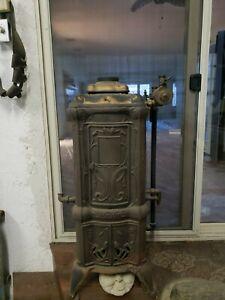 1910 Era Humphrey Automatic Water Heater - ULTRA RARE