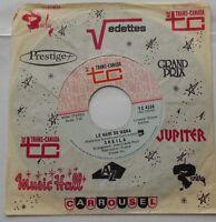 SHEILA Le mari de mama / Oui je t'aime VG++ to NM- CANADA 1972 TC FRENCH POP 45