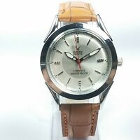 Vintage Camy Mechanical Hand Winding Movement Dial Wrist Watch A70