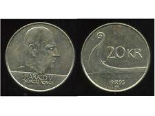 NORVEGE  20 kroner  1995  ( bis )