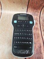 Dymo LabelManager 160 Label Thermal Printer Handheld Portable D1 Black/White