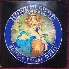Hawkwind - British Tribal Music Original Vinyl LP STEL 2