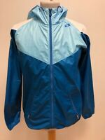G27 MENS NIKE BLUE WHITE HOODED LIGHTWEIGHT JACKET UK S EU 46