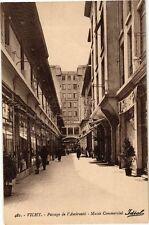CPA Vichy-Passage de l'Amirauté-Musée Commercial (267372)