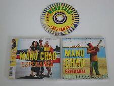 Manu Chao/... Proxima estacion... Esperanza Virgin (8103212) ALBUM CD